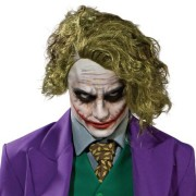 Dark Knight The Joker Adult Green Wig