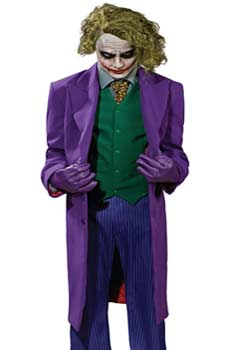 coupon Grand Heritage Joker costume sale