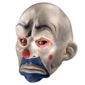 Joker Bank Robber Halloween Mask Dark Knight
