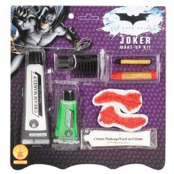 The Joker Halloween Makeup Kit Dark Knight