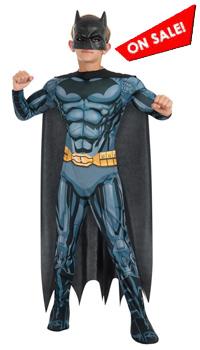 Kid DC Comics Core Batman Costume