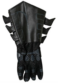 Discount Sale Batman Gloves Dark Knight Gauntlets Child Kids