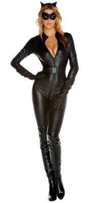 Fierce Feline Costume