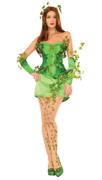 Poison Ivy Grand Heritage Costume