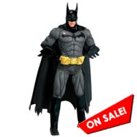 Adult Premium Collectors Batman Costume