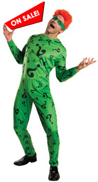 Riddler Batman Forever Costume
