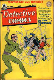 Riddler in Detective Comics book #140