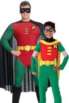 Robin costume sale