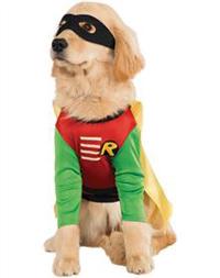 Halloween Robin Dog Costume