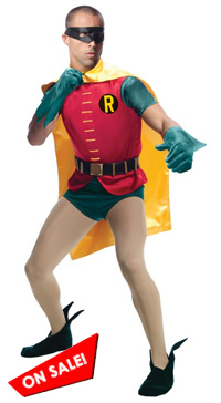 1966 Grand Heritage Robin Costume