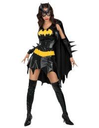 Sexy Batgirl Women Costume