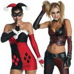 sexy Harley Quinn Dresses