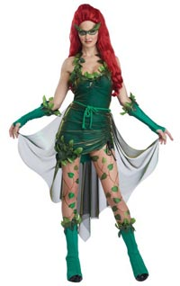 Sexy Poison Ivy Costume
