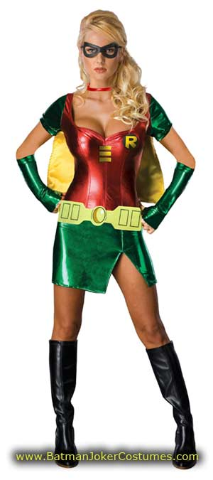 sexy woman Robin Halloween costume sale