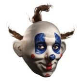 Joker's Bank Robber Spare Clown Halloween Mask