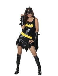Teen Batgirl Halloween Costume