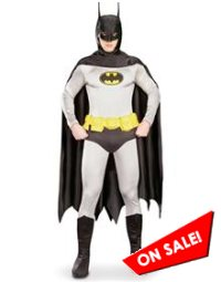Theatrical Quality Classic Batman Adult Costume