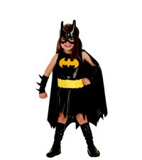 Toddler Batgirl Halloween Costume