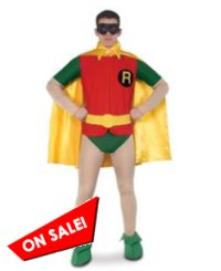 TV Robin Adult Size Costume