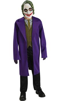 Dark Knight Tween Joker Halloween Sale