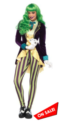 Women's Joker Costume