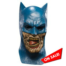 The Zombie Batman Mask
